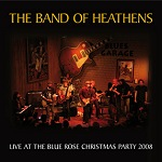 CD:Live @ Blue Rose Christmas Party Germany 2008